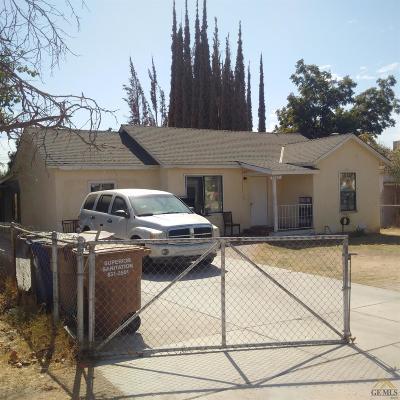 Bakersfield Multi Family Home For Sale: 3307 Lexington Avenue