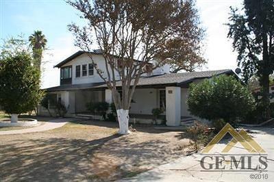 Bakersfield Multi Family Home For Sale: 919 Grace Street