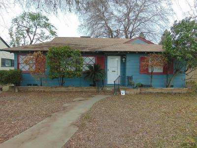 Bakersfield Multi Family Home For Sale: 333 Western Drive