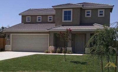 Wasco Single Family Home For Sale: 409 Quaking Aspen Avenue