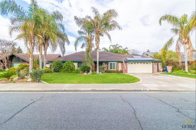 Bakersfield Single Family Home For Sale: 5113 Hollis Street