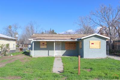 Bakersfield Multi Family Home For Sale: 813 Melwood Street