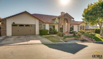 Bakersfield CA Single Family Home For Sale: $460,000
