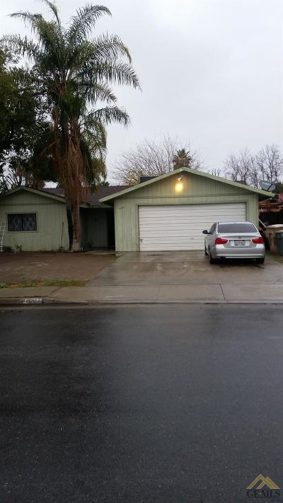 Bakersfield Single Family Home For Sale: 4004 Maris Court