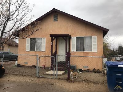 Taft Single Family Home For Sale: 401 Jackson Street