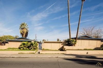 Bakersfield Multi Family Home For Sale: 1512 Flower Street