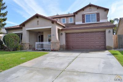 Bakersfield Single Family Home For Sale: 11007 Vista Del Luna Drive