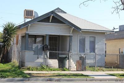 Single Family Home For Sale: 408 K Street