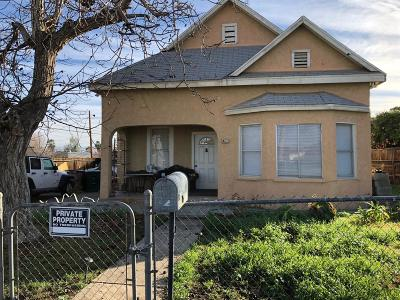 Bakersfield Single Family Home For Sale: 610 Belmont Avenue