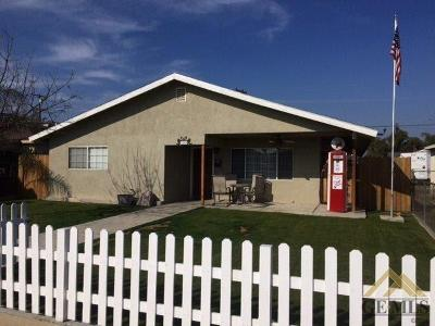 Wasco Single Family Home For Sale: 2202 4th Street