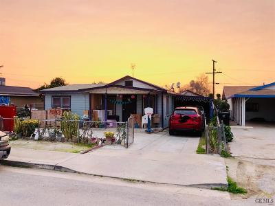 Earlimart Single Family Home For Sale: 819 S Elm Avenue
