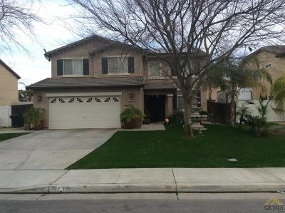 Bakersfield Single Family Home For Sale: 6012 River Raft Way