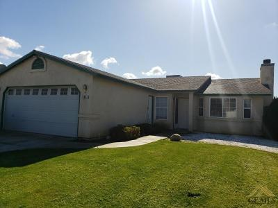 Wasco Single Family Home Active-Contingent: 1541 Lupine Court