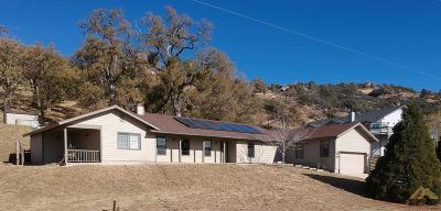 Tehachapi Single Family Home For Sale: 24355 Palomino Way