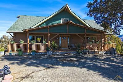 Tehachapi Single Family Home For Sale: 29001 Doral Place