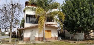 Bakersfield Multi Family Home For Sale: 622 Lincoln Avenue