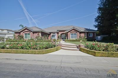 Bakersfield CA Single Family Home For Sale: $985,000