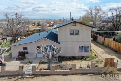 Taft Single Family Home For Sale: 422 Rose Avenue