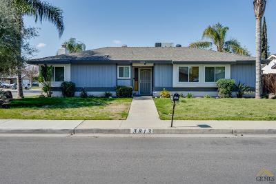 Bakersfield Single Family Home For Sale: 3813 Sweet Springs Street