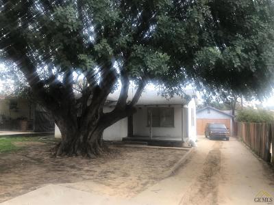 Bakersfield Single Family Home For Sale: 2205 Milvia Street