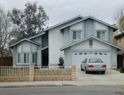 Single Family Home For Sale: 6001 El Camino Avenue