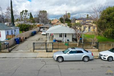 Bakersfield Multi Family Home For Sale: 2736 Security Avenue