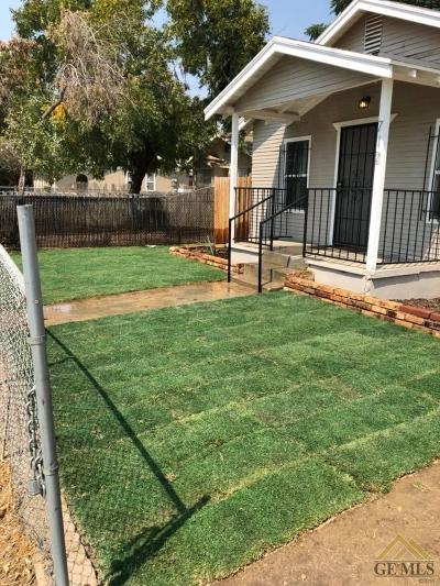 Bakersfield Multi Family Home For Sale: 712 Lilac St