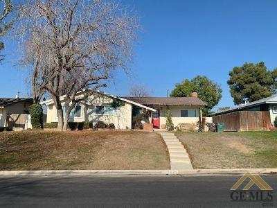 Bakersfield Single Family Home For Sale: 1820 Duke Drive