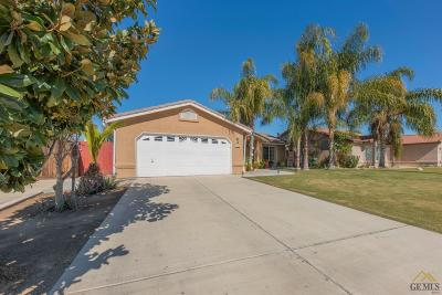 Wasco Single Family Home For Sale: 1920 Sequoia Drive