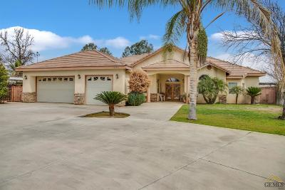 Bakersfield Single Family Home For Sale: 1230 Baldwin Road