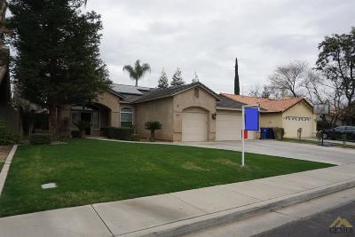 Single Family Home Active-Contingent: 4808 Polo Wood Street