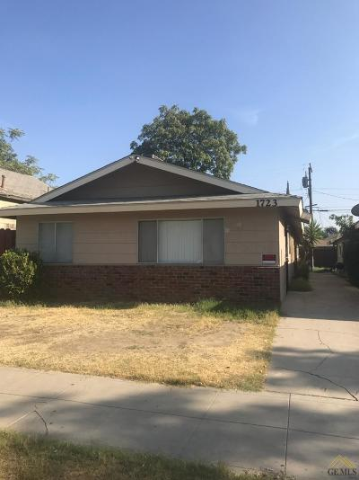 Bakersfield Multi Family Home For Sale: 1723 Blanche Street