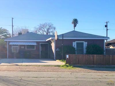 Taft Single Family Home For Sale: 507 Fillmore Street