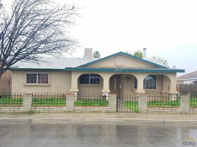 Wasco Single Family Home For Sale: 1824 Hawthorne Street