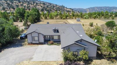 Tehachapi Single Family Home For Sale: 23521 Lakeview Drive