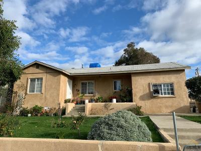 Single Family Home For Sale: 720 Water Street
