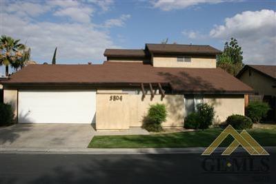 Bakersfield Single Family Home For Sale: 5804 Cedar Glen Lane