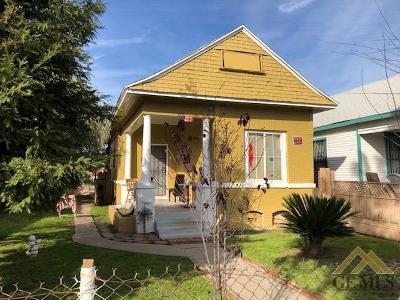 Single Family Home For Sale: 920 Kentucky Street