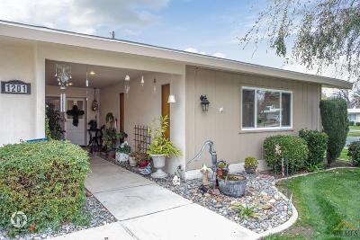 Single Family Home For Sale: 1201 Yorba Linda Street