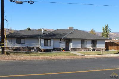 Tehachapi Single Family Home For Sale: 18240 Bowie Street