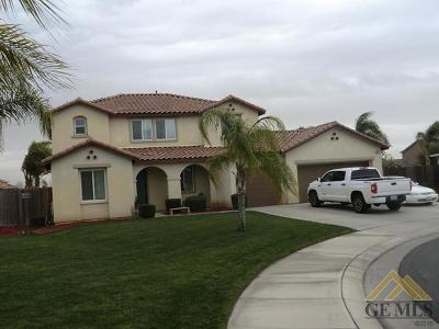 Bakersfield Single Family Home For Sale: 15725 Cusano Place