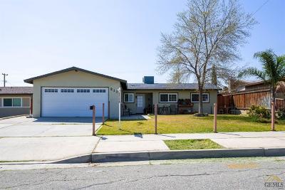 Taft Single Family Home For Sale: 211 Ash Street
