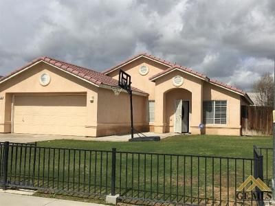 Bakersfield Single Family Home For Sale: 1200 Evadonna Road