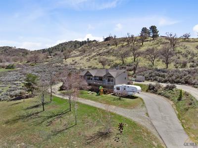 Tehachapi Single Family Home For Sale: 27060 Cumberland Road
