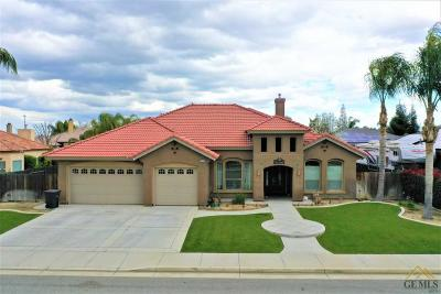 Shafter Single Family Home For Sale: 728 Golden Poppy Court