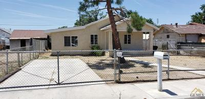 Bakersfield Single Family Home For Sale: 3609 L Street