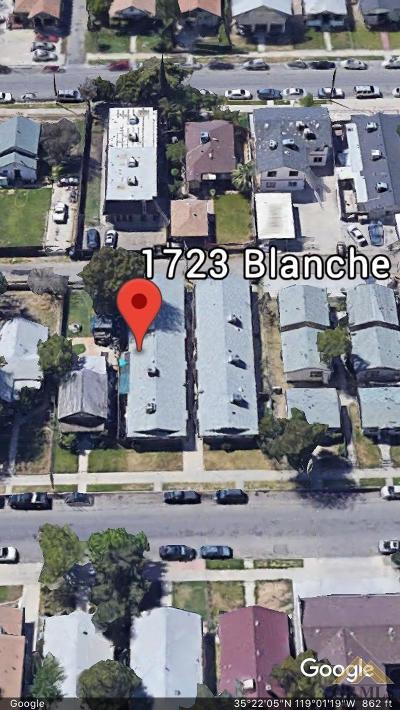 Multi Family Home For Sale: 1723 Blanche Street