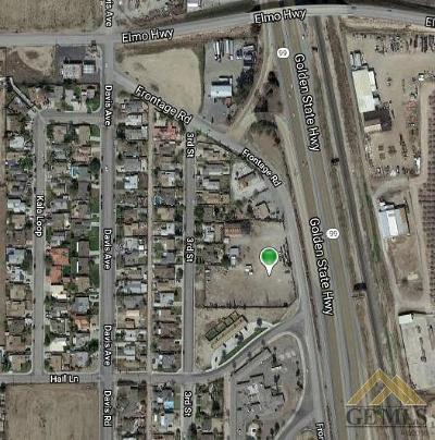 Mc Farland Residential Lots & Land For Sale: Frontage Road