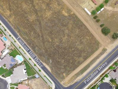 Bakersfield Residential Lots & Land For Sale: Paladino Drive
