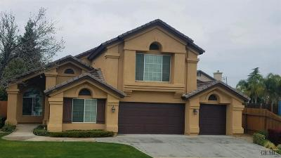 Bakersfield Single Family Home For Sale: 9706 Snowdon Avenue